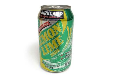 レモンライムソーダ