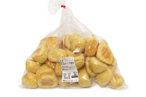 Corn bread roll