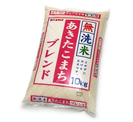 無洗米 あきたこまちブレンド