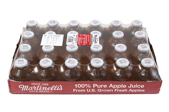マルティネリ コストコ アップルジュース