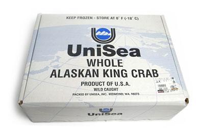 アラスカ産タラバガニ 箱