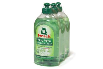 フロッシュ食器用洗剤 アロエベラ