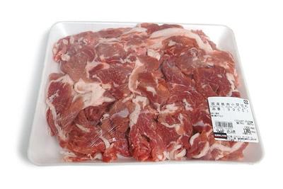 国産豚肉小間切れ