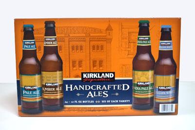 カークランド 4アソートビール