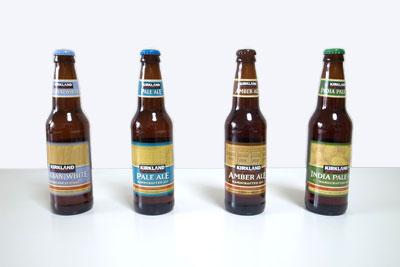 カークランド 4アソートビール 瓶