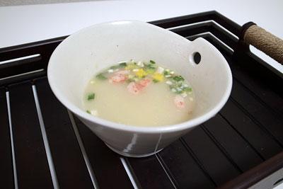 もっと選べる5種類フォー 海鮮白湯スープ