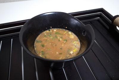 もっと選べる5種類フォー 担々麺スープ