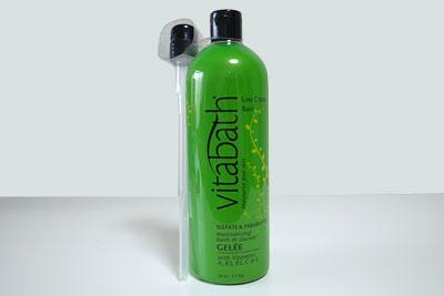vitabath(ビタバス)ボディーウォッシュ ライムシトロンバジル