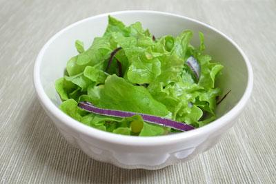 ブーケレタス サラダ