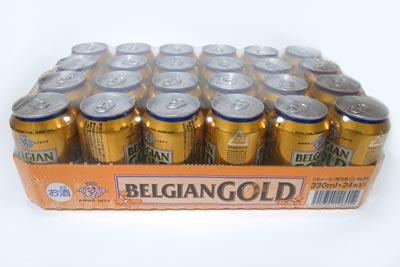 ベルジャンゴールド(第三のビール)