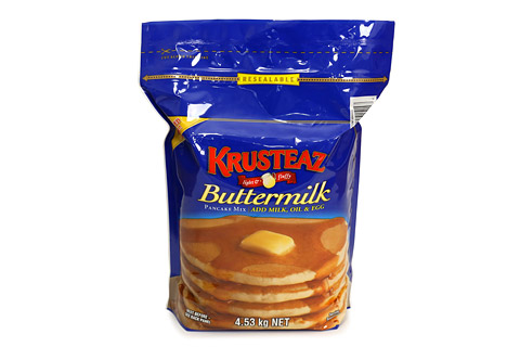 Buttermilk pancakemix