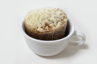 フレンチオニオンスープ 調理前