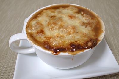 フレンチオニオンスープ 調理済