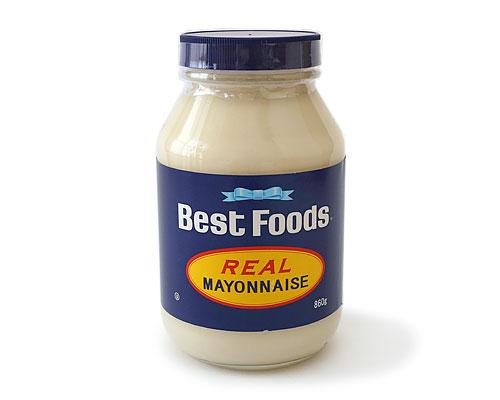 Bestfoods realmayonnaise