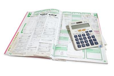 家計簿イメージ