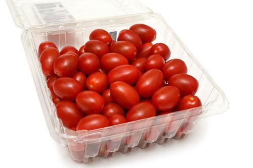 グレープトマト 開封