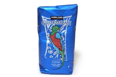 カークランドシグネチャー グアテマラコーヒー