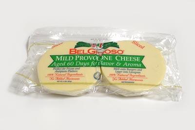 マイルド プロヴォローネ スライスチーズ