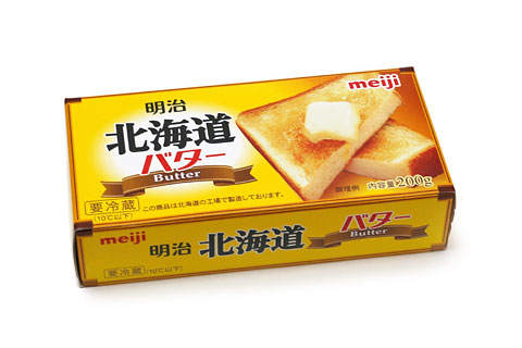 明治北海道バター 1個