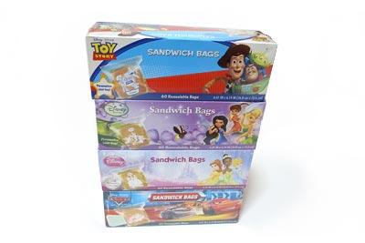ディズニー サンドイッチバッグ