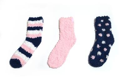 もこもこ靴下 Cozy Cloud Sock カラーバリエーション