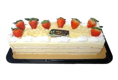 Christmas cake201201