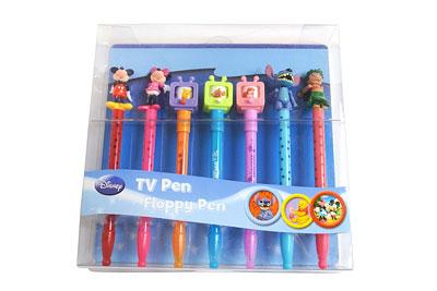ディズニーボールペン 7本セット