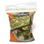 冷凍野菜ノルマンディースタイルベジタブル