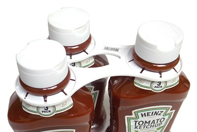 ハインツ トマトケチャップ 留め具