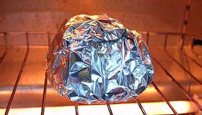 ディナーロールの解凍方法 レンジ+トースター