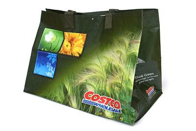 コストコ ショッピングバッグ