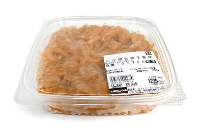 いか明太柚子風味