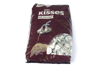 ハーシー キスチョコレート