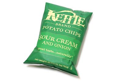 ケトルチップス サワークリーム&オニオン