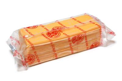 ロルフ チェダースライスチーズ