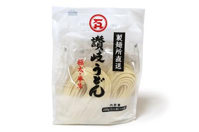 石丸製麺 讃岐うどん 極太半生