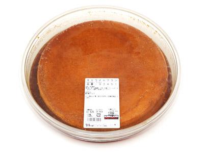 Caramel flan01