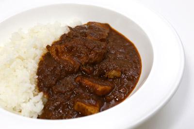 印度の味 ポークビンダルカレーペースト 調理