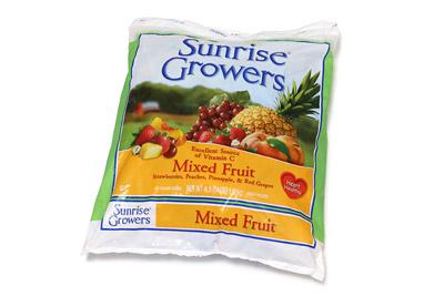冷凍ミックスフルーツ