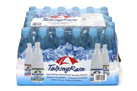 トーキングレイン フレーバー付き炭酸水