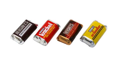 ハーシー チョコレートアソート 4種