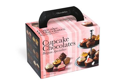 カップケーキチョコレート