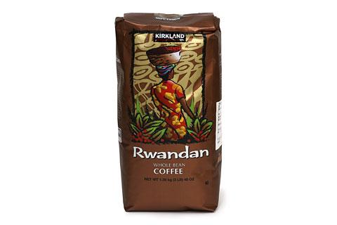 カークランド ルワンダコーヒー
