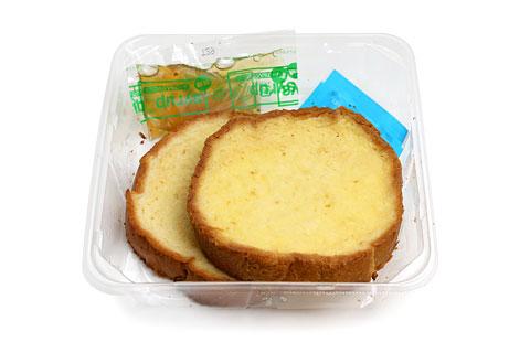 濃厚ブリオッシュのフレンチトースト 開封