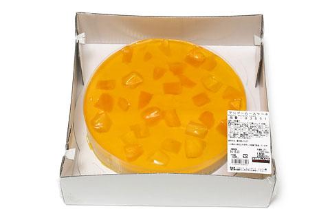 マンゴームースケーキ 2014