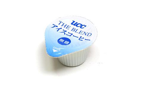 UCCブレンド アイスコーヒー き釈タイプ ポーション