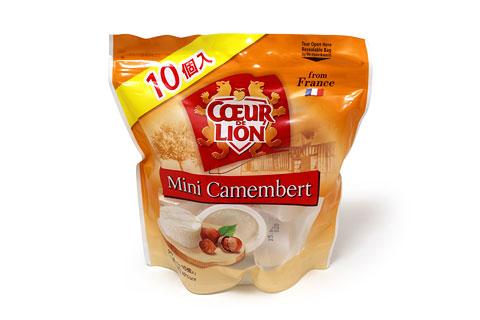 COEUR DE LION ミニカマンベールチーズ