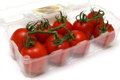 ローマトマト 開封