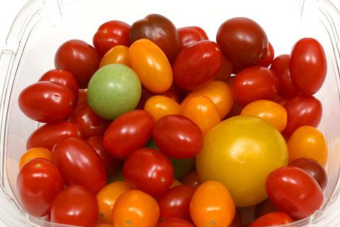 トマトメドレー 開封