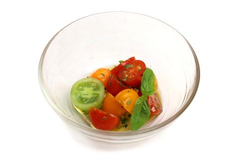 トマトメドレー サラダ